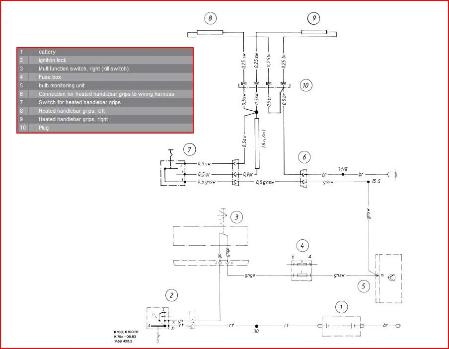 Victory Heated Grips Wiring Diagram Wiring Diagrams Source